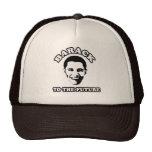 Barack to the Future Mesh Hats