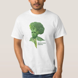 Barackoli Obama Tee Shirts