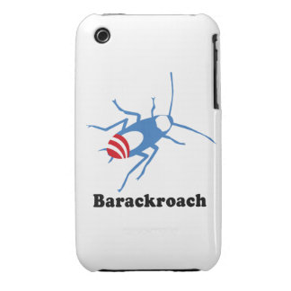 BARACKROACH Case-Mate iPhone 3 CASES