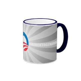 BARACKTOGENARIAN COFFEE MUG