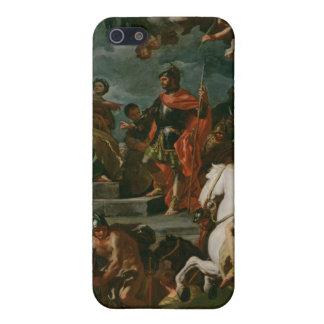 Barak and Deborah iPhone 5 Cover