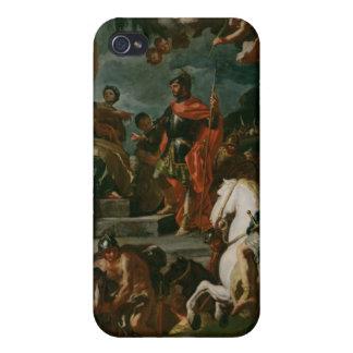 Barak and Deborah iPhone 4/4S Case