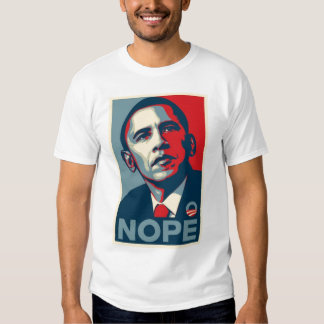 Barak NOPE T-Shirt