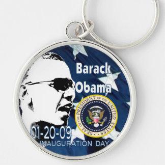 Barak Obama Inauguration Day Key Ring