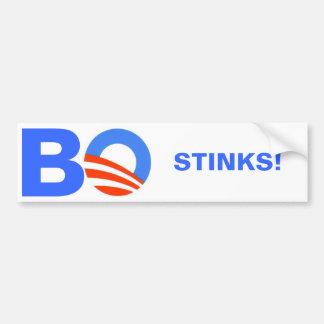 Barak Obama, STINKS! Bumper Sticker