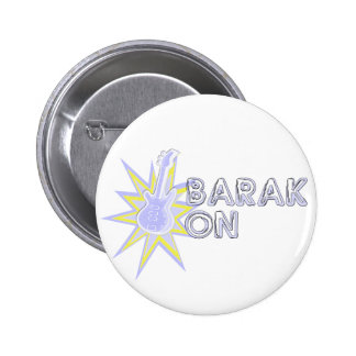 BARAK ON BUTTON