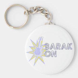 BARAK ON KEYCHAIN
