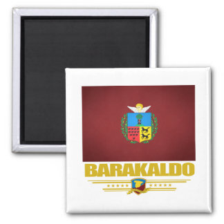 Barakaldo Square Magnet