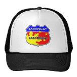 Barangay San Diego Hat