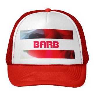 Barb Mesh Hats