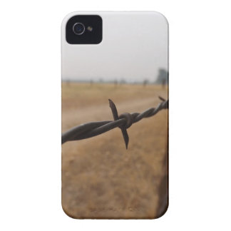 Barb Wire Fence iPhone 4 Case
