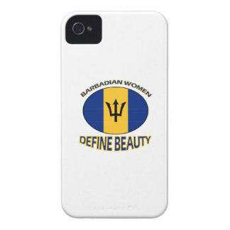BARBADIAN women designs iPhone 4 Cover