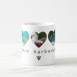 Barbados 1102 nc coffee mug