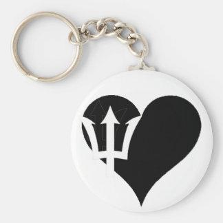 Barbados 1120 nc key ring
