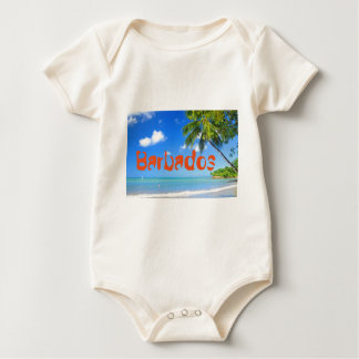 Barbados Baby Bodysuit