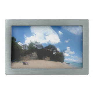 Barbados Beach Belt Buckle
