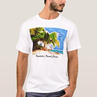 Barbados Beach Scene T-Shirt