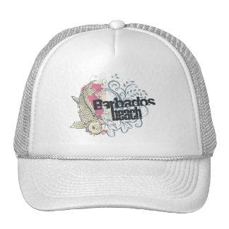 Barbados Beach Tshirts and Gifts Mesh Hat