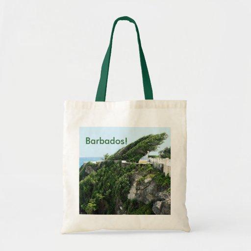 Barbados Budget Tote Bag