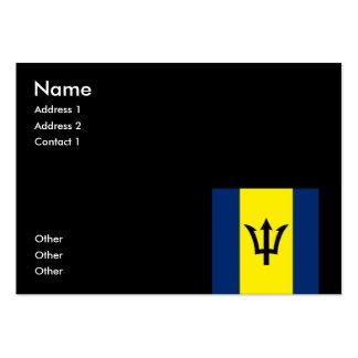 Barbados Business Cards