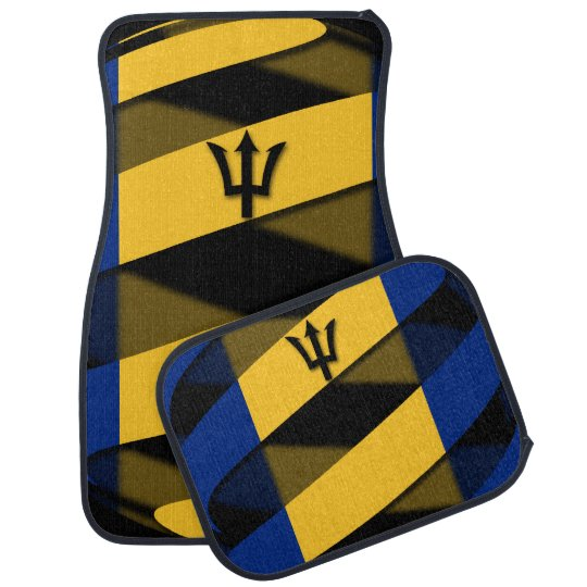 Barbados Car Mat