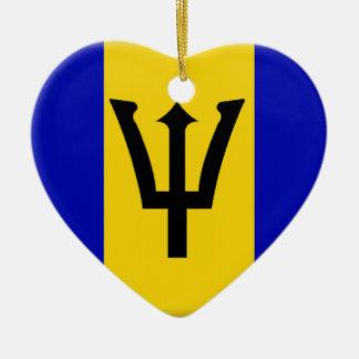 Barbados Christmas Ornament