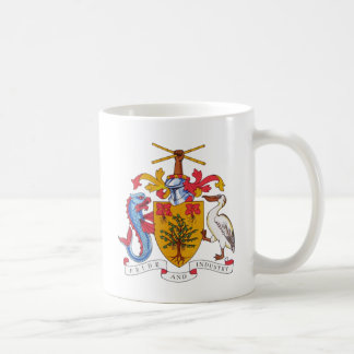 Barbados Coat of arms BB Coffee Mug
