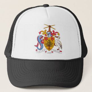 Barbados Coat of arms BB Trucker Hat