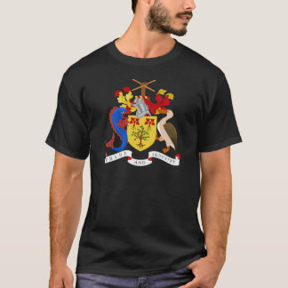 Barbados Coat of Arms T-Shirt