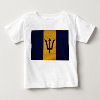 Barbados Flag Baby T-Shirt