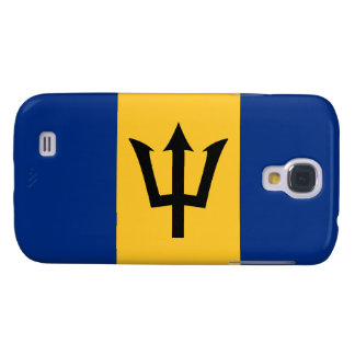 Barbados Flag Galaxy S4 Case