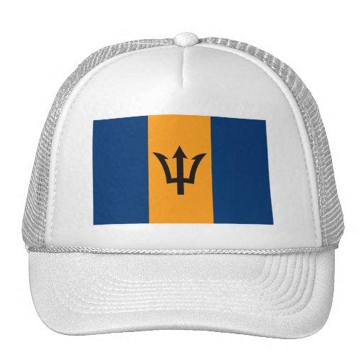 Barbados Flag Hat