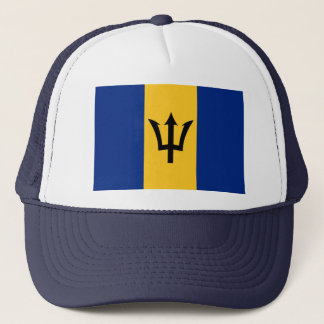 Barbados Flag Hat