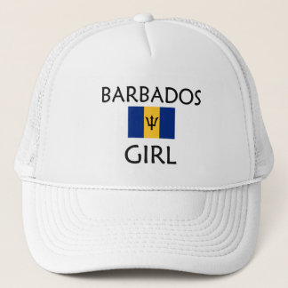 BARBADOS GIRL TRUCKER HAT