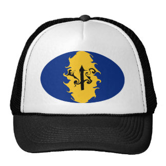 Barbados Gnarly Flag Hat