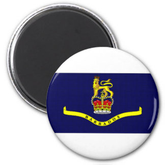 Barbados Governor General Flag Magnet