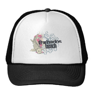 Barbados Mesh Hats