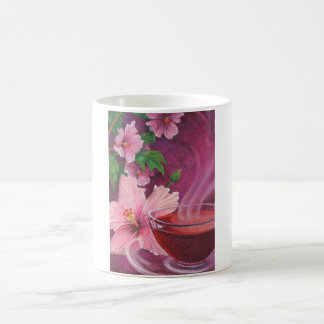 Barbados Hibiscus Tea Mug