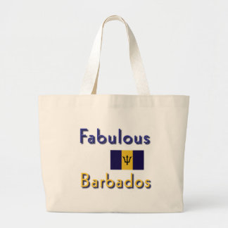 Barbados Large Tote Bag