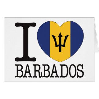 Barbados Love v2 Cards