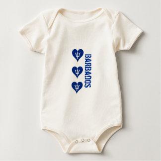 Barbados naomis_collection baby bodysuit