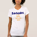Barbados people  t-shirts