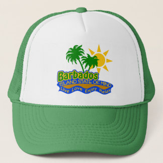 Barbados State of Mind hat - choose color