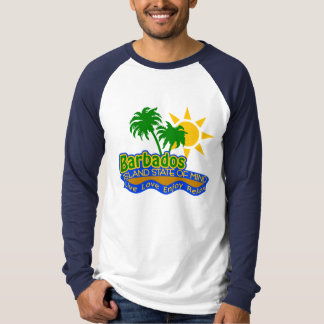 Barbados State of Mind shirt - choose style & colo