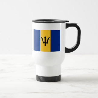 barbados travel mug