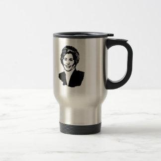 Barbara Boxer Gear Coffee Mug