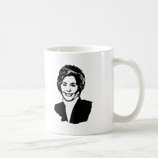 Barbara Boxer Gear Mug