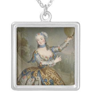 Barbara Campanini Silver Plated Necklace