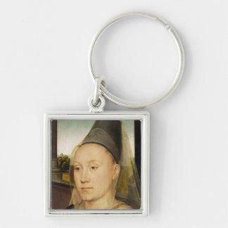 Barbara de Vlaenderberch, c.1472-75 Keychain