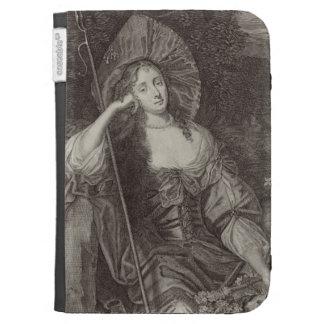 Barbara Duchess of Cleaveland (1641-1709) as a She Kindle Keyboard Cases